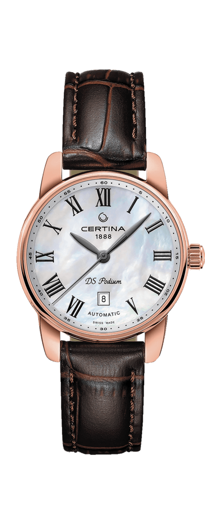 Certina DS Podium Lady Automatic 29mm C001.007.36.113.00