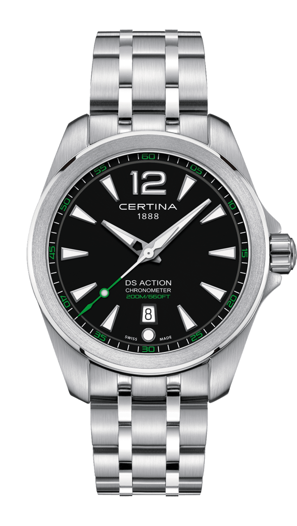 Certina DS Action Fixed Bezel C032.851.11.057.02