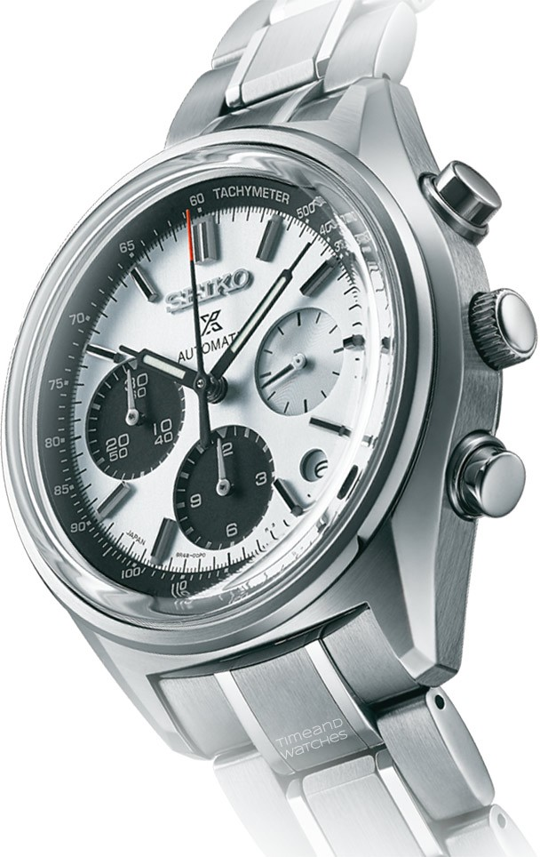 Seiko Prospex SRQ029J1 Automatic Chronograph 50th Anniversary Limited Edition