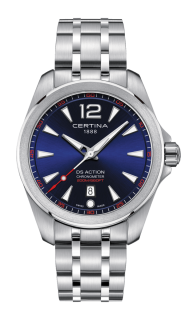 Certina DS Action Fixed Bezel C032.851.11.047.00