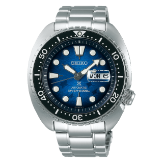 "Seiko Prospex SRPE39K1 Save the Ocean Special Edition ""Turtle"""