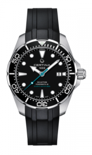 Certina DS Action Diver SEA TURTLE CONSERVANCY SPECIAL EDITION Powermatic 80 C032.407.17.051.60