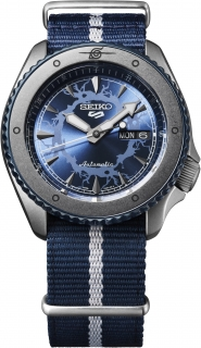 Seiko 5 Sports Sasuke Uchiha Limited Edition SRPF69K1