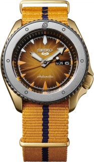 Seiko 5 Sports Naruto Uzumaki Limited Edition SRPF70K1