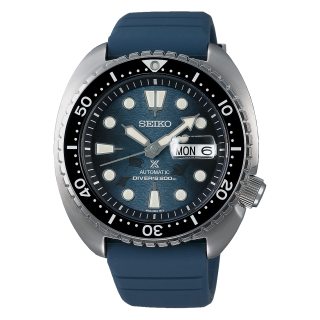 "Seiko Prospex SRPF77K1 Save the Ocean Special Edition ""Turtle"""