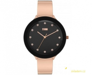 Storm Ostele Rose Gold Black
