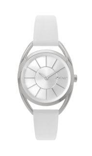 MINET ICON SILVER WHITE MWL5026
